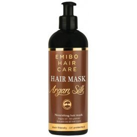 Emibo Argán tápláló hajmaszk, 300 ml