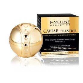 Eveline Caviar Prestige ránctalanító éjszakai arckrém 50 ml