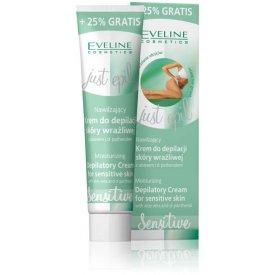 Eveline Just Epil szőrtelenítő krém érzékeny bőrre, 125 ml