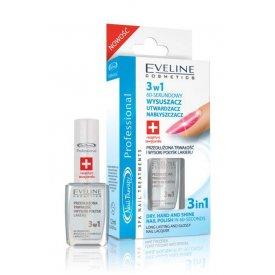 Eveline Nail Therapy Professional Körömápoló 3az1-ben 12 ml