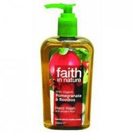 Faith in Nature folyékony kézmosó gránátalma és rooibos