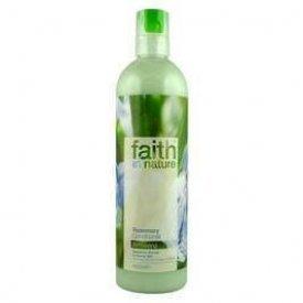 Faith in Nature hajkondicionáló normál és zsíros hajra, Rozmaring, 250 ml