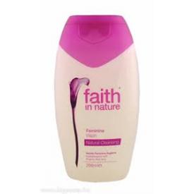 Faith In NatureIntim mosakodó, 200 ml