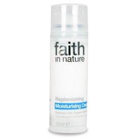 Faith in Nature lágy hidratáló krém, 50 ml