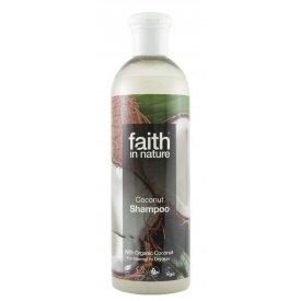 Faith in Nature sampon, kókusz 250 ml