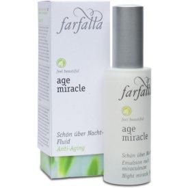Farfalla Age Miracle éjszakai szépség szérum, 30 ml