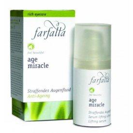 Farfalla Age Miracle Szemkörnyék feszesítő folyadék 15 ml