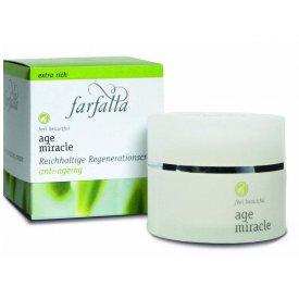 Farfalla Age Miracle Tápláló Regeneráló krém 30 ml