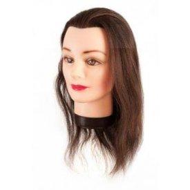 Hair Tools Emily gyakorló babafej, 35 cm