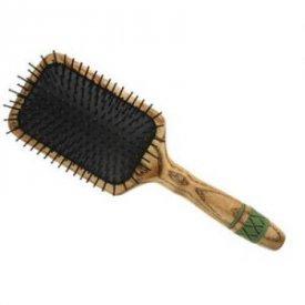 Hairway fanyelű hajkefe szögletes széles 08272