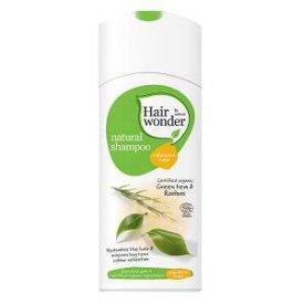 Hairwonder Bio sampon festett hajra, 200 ml