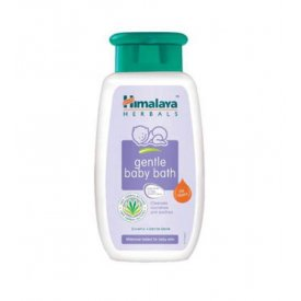 Himalaya Herbals gyengéd babafürdető, 200 ml