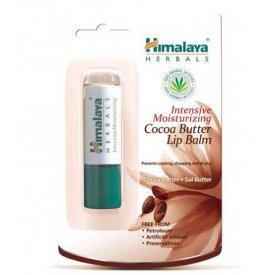 Himalaya Herbals Kakaóvajas intenzív hidratáló ajakápoló, 4,5 g