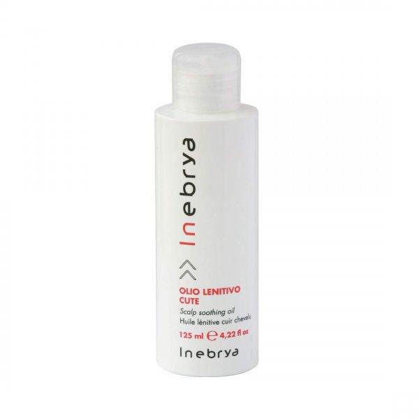 Inebrya Olio Lenitivo fejbőrnyugtató olaj hajfestéshez, 125 ml