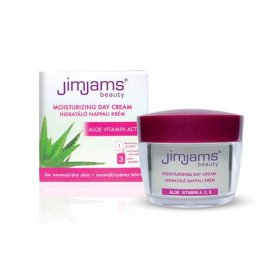 JimJams Aloe Vitamin Active hidratáló nappali krém, 50 ml JJ3009