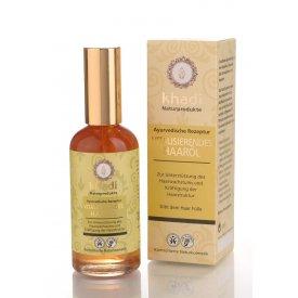 Khadi hajnövekedést segítő, hajerősítő vitalizáló hajolaj, 100 ml