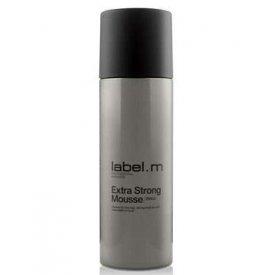 Label.m Extra Strong Mousse extra erős hajhab, 200 ml
