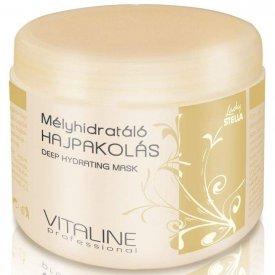 Lady Stella VitaLine Professional mélyhidratáló hajpakolás, 500 ml
