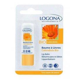 Logona Bio körömvirág ajakbalzsam,4.5 g