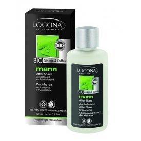 Logona Mann borotválkozás utáni arcszesz, 100 ml
