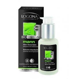 Logona Mann borotválkozás utáni balzsam, 50 ml