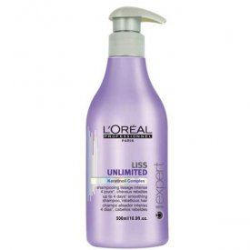 Loreal Professionel Serie Expert Liss Unlimited sampon, 500 ml