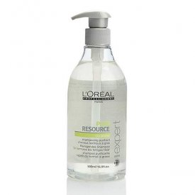 Loreal Professionel Serie Expert Pure Resource tisztító sampon, 500 ml