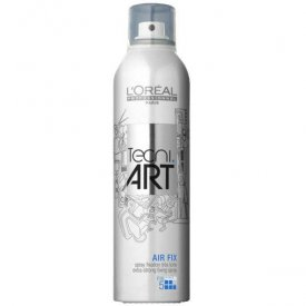 Loreal Professionel Tecni.Art Air Fix új generációs hajlakk teljes rögzítéshez, 400 ml