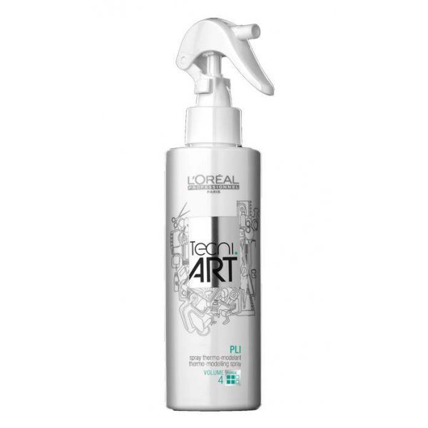 Loreal Professionel Tecni.Art Pli hőre fixáló spray, 190 ml