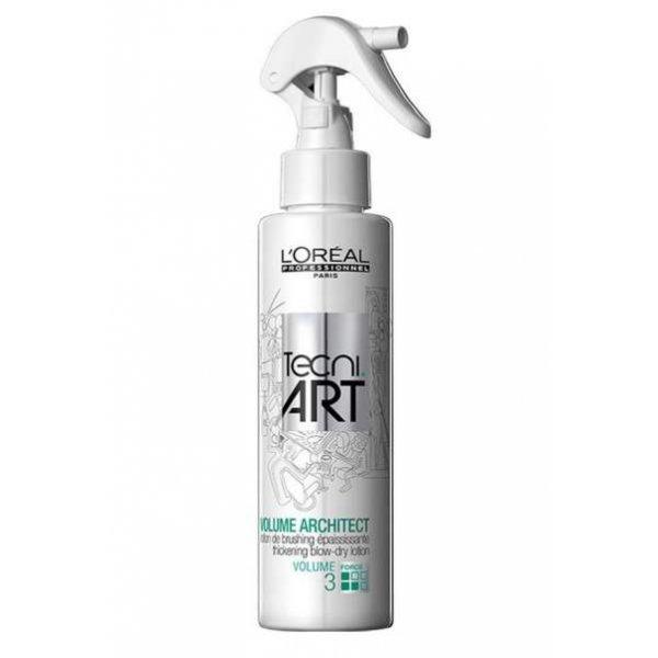 Loreal Professionel Tecni.Art Volume Architect dúsító spray hajszárításhoz, 150 ml