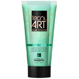 Loreal Professionnel Tecni.Art Dual Styler Liss and Pump-Up krémgél, 150 ml