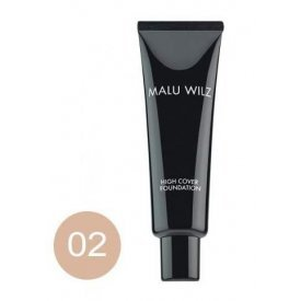 Malu Wilz High Cover alapozó - 02