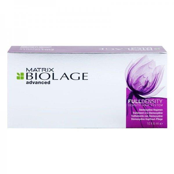 Matrix Biolage Advanced FullDensity hajsűrűség növelő ampulla, 10x6 ml