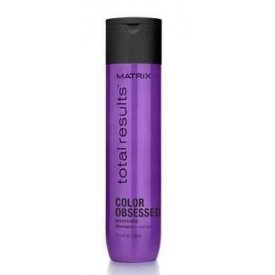 Matrix Total Results Color Obsessed sampon festett hajra, 300 ml