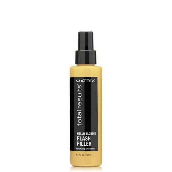 Matrix Total Results Hello Blondie Flash Filler hajban hagyható balzsam szőke hajra, 125 ml