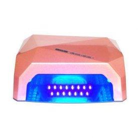 NABA Kombi UV&LED lámpa 18 W, Baby Pink