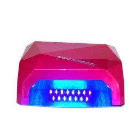 NABA Kombi UV&LED lámpa 18 W, Pink