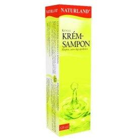 Naturland kénes krémsampon, 125 ml