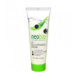 Neobio 24 órás hidratáló krém Bio Aloe Verával és Bio Acai bogyóval, 50 ml