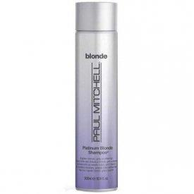Paul Mitchell Platinum Blonde Platina hamvasító sampon szőke hajra, 300 ml