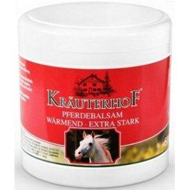 Krauterhof extra erős lóbalzsam, 250 ml