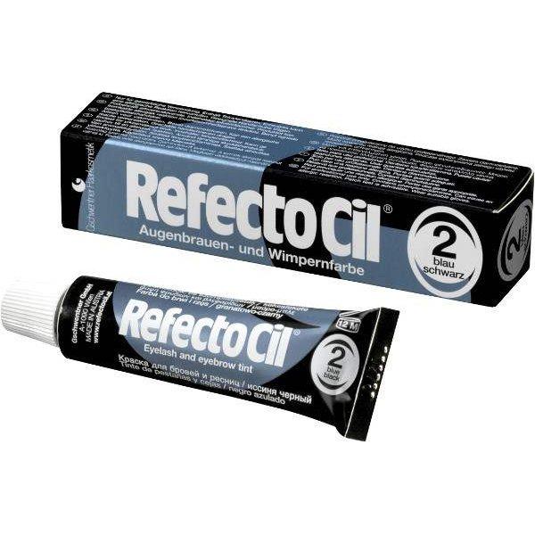 Refectocil 2 kékesfekete szempillafesték, 15 ml