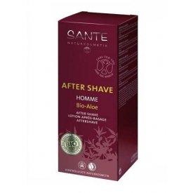 Sante homme after shave Bio aloe kivonattal