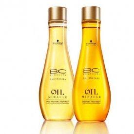Schwarzkopf Professional Bonacure Oil Miracle hajvégápoló olaj vékonyszálú hajra, 100 ml