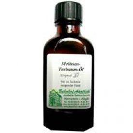 Stadelmann citromfű-teafa olaj (bárányhimlőolaj), 10 ml