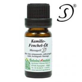Stadelmann kamilla-édeskömény olaj, 50 ml