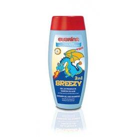 Subrina Kids Breezy tusfürdő és sampon, 250 ml
