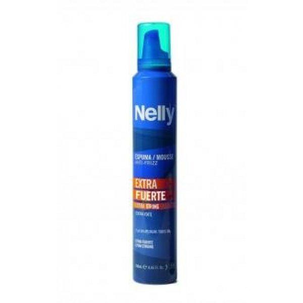 Aqua Nelly fixáló hab extra erős, 250 ml