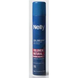 Aqua Nelly hajlakk természetes volumen, 300 ml