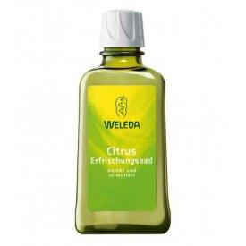 Weleda Citrus frissítő fürdő. 200 ml